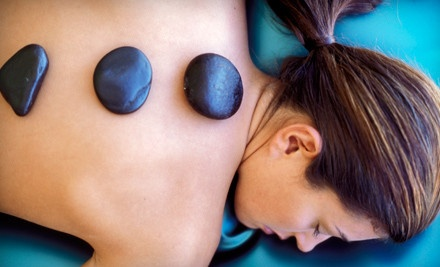 One 60-Minute Aromatherapy or 60-Minute Hot-Stone Massage (a $100 value) - Sacred Space Studio in Madison