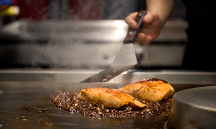 Otani Japanese Steak & Seafood - Multiple Locations: $20 for $40 Worth of Sushi, Hibachi, and Steakhouse Fare at Otani Japanese Steak & Seafood in Chantilly and Sterling