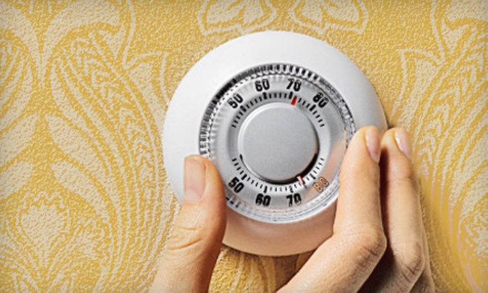 United Plumbing Heating Air Electric - Hidden Meadows: $39 for a Heating Tune-Up and Duct Inspection from United Plumbing Heating Air Electric ($159.99 Value)