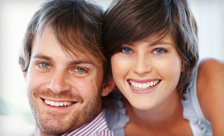 30-Minute Organic In-Office Laser Teeth Whitening, Plus $50 Gift Card ($189 value) - My Texas Smile in Lakeway