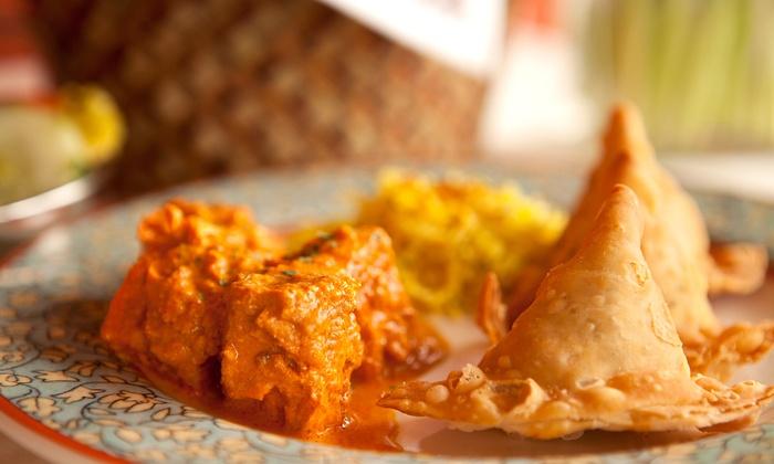Tandoor E India - Ocean: $15 for $30 Worth of Indian Cuisine at Tandoor E India