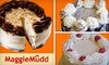 MaggieMudd- CLOSED - Bernal Heights: $20 for Ice Cream Cake from MaggieMudd (Up to $40 Value)