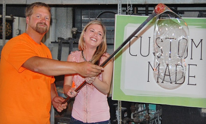 Glass Academy - West Downtown Dearborn: $49 for a Glassblowing and Twirl-Bead Class at Glass Academy in Dearborn ($100 Value)