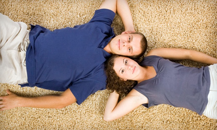 Tru-Kleen - Colonial Acres Neighborhood Association: $59 for Three Rooms of Carpet Cleaning from Tru-Kleen ($120 Value)