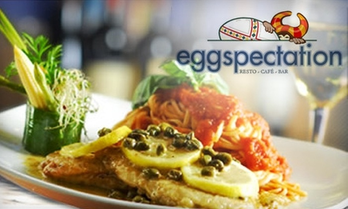 Eggspectation (old) - 1, Elkridge: $15 for $30 Worth of Eclectic Eats at Eggspectation in Ellicott City