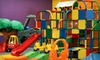 Child's Play - Temecula: $29 for 10 Visits to Child's Play in Temecula ($75 Value)