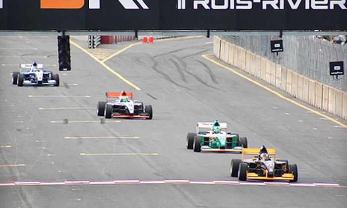 Grand Prix de Trois-Rivières - Trois-Rivières: Three-Day Racetrack Admission or Web-Streaming Pass to Grand Prix de Trois-Rivières Auto Races August 5–7