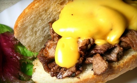 $15 Groupon to Cowboy Style Philly's - Cowboy Style Philly's in Arlington