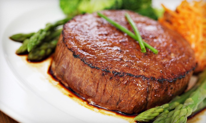 Bliss - Avenue of the Arts South: $30 for $60 Worth of Contemporary American Cuisine at Bliss