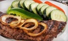 Prime American Grille - Quinnipiac Meadows: Steak-House Fare for Dinner or Lunch at Prime American Grille in Branford (Up to 51% Off)