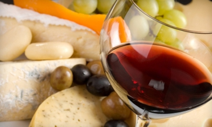 Rosa's Italian Market & Deli - Post Falls: $25 for One Wine-Pairing and Appetizer-Cooking Class at Rosa's Italian Market & Deli in Post Falls (Up to $60 Value)