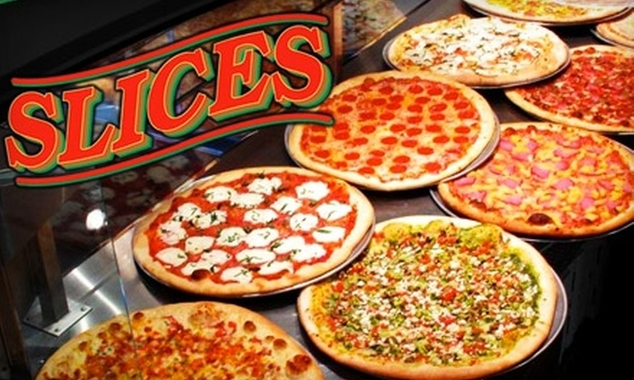 Slices - Raynolds Addition: $9 Large New York–Style Pizza from Slices (Up to $20 Value)