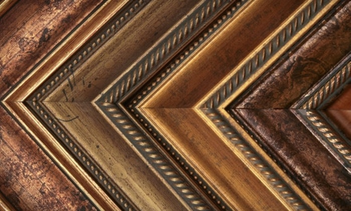 Work of Art Gallery - Coral Way: $35 for $70 Toward Custom Framing at Work of Art Gallery