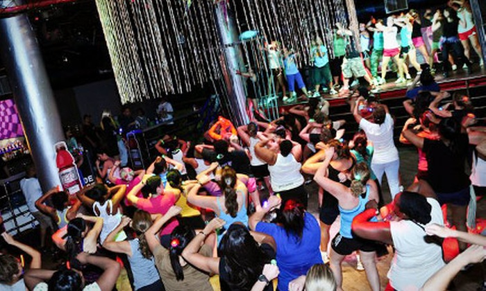 Nightclub Cardio - Houston: 5 or 10 Cardio-Dance Classes at Nightclub Cardio (Up to 55% Off)