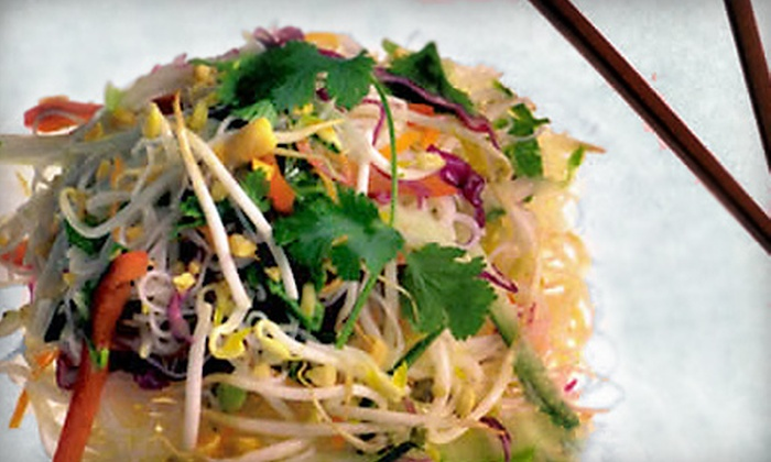 Zen Forrest - New Port Richey: $12 for $25 Worth of Asian Fusion Fare at Zen Forrest in New Port Richey