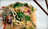 Zen Forrest Pan Asian Restaurant - New Port Richey: $12 for $25 Worth of Asian Fusion Fare at Zen Forrest in New Port Richey