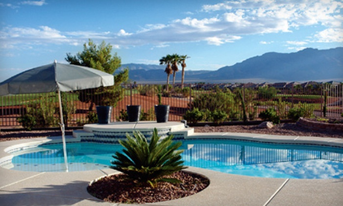GoodFellas Pool & Garden - Hughes Acres: $30 for Two Pool Cleanings and One Pool-Filter Cleaning from GoodFellas Pool & Garden ($170 Value)