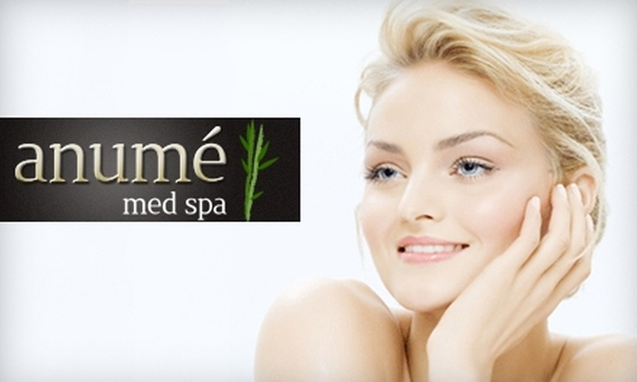 Anume Med Spa - North Jersey: $99 for Up to 12 Botox Units at Anume Med Spa in Jersey City (Up to $180 Value)