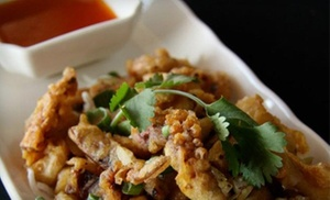 Asian River: $16 for $30 Worth of Cuisine at Asian River