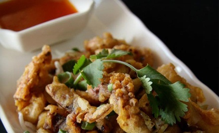 $16 for $30 Worth of Cuisine at Asian River