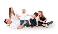 Family Photoshoot with 7 x 5 Print at 4Ever Photos (78% off)