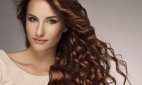 1 o 2 sesiones de peluquería con corte, tinte o mechas y peinado desde 19,90 € Oferta en Groupon
