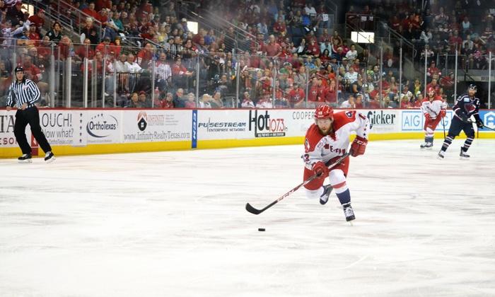 Allen Americans - Allen Event Center: Allen Americans ECHL Hockey Game for Two or Four (November 10–December 5)