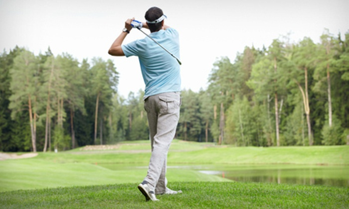 Riverbend Golf and River Club - North Fort Myers: 2-, 4-, or 20-Round Golf Outing with Lesson at Riverbend Golf and River Club in North Fort Meyers (Up to 83% Off)