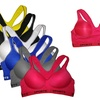 Women's Cotton Racerback Sports Bras (6-Pack)