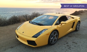LTF Adventures: $104 for a Six-Lap Exotic Car Autocross Challenge at LTF Adventures ($249 Value)