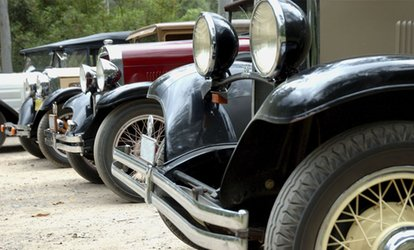 image for Newburn Motor Museum Entry for Two, Four or Six Adults or a Family of Four (Up to 51% Off)