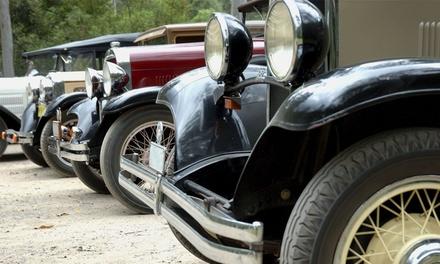 Newburn Motor Museum Entry