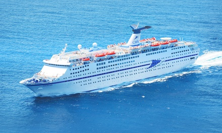 Amsterdam and Antwerp: 3Night Cruise from London Tilbury on Full Board Basis and Free Cabin Upgrade*