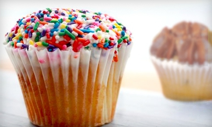 Luli's Cupcakes - Uptown: $5 for $10 Worth of Cupcakes, Cookies, and Ice Cream at Luli's Cupcakes in St. Augustine
