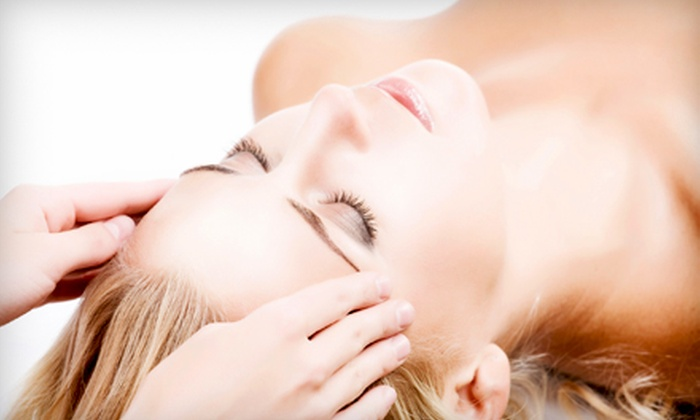 S'Criage Spa & Salon - Northwest Park Of Commerce: $79 for Anti-Aging Facial, Cellular Nano Therapy, Massage, and Appetizers at S'Criage Spa & Salon in Parkland ($205 Value)