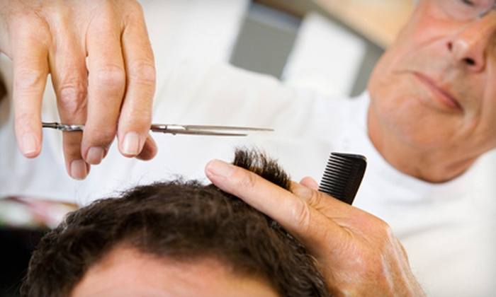 Jimmy's Barber Shop - Allentown: $6 for a Men's Haircut at Jimmy's Barbershop