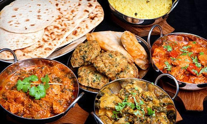 Bombay Indian Restaurant - Downtown Walnut Creek: $15 Worth of Indian Cuisine