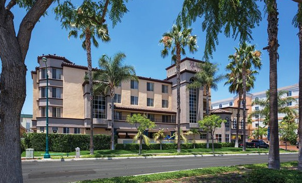 Peacock Suites - Anaheim, CA: Stay at Peacock Suites in Anaheim, CA, with Dates into February