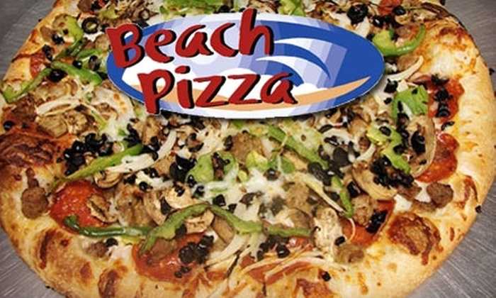 Beach Pizza - Summerlin: $10 for $20 Worth of Pizza, Wings, and More at Beach Pizza