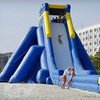 Bounce House – Half Off Water-Slide Pass for Two