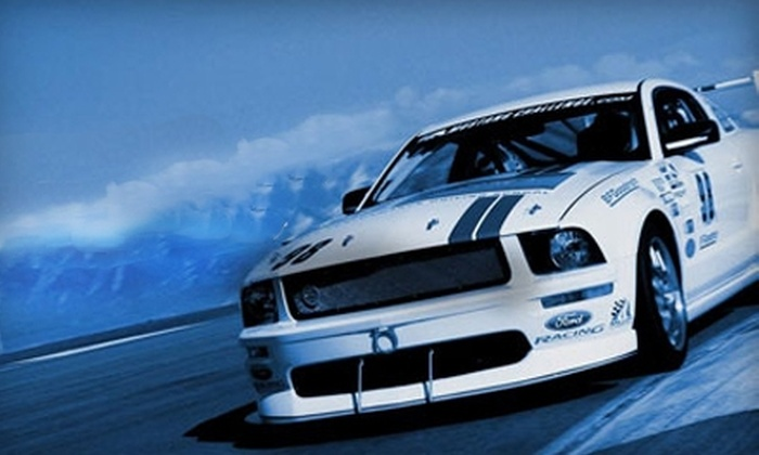 Miller Motorsports Park / Utah Motorsports Campus - Tooele-Grantsville: $29 for One General-Admission Ticket to the Utah Grand Prix with NASCAR Event & Tooele County Ultimate Pass ($82.15 Value)