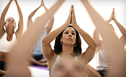5 Yoga Classes (a $75 value) - Bikram Yoga College of India in Lawrence