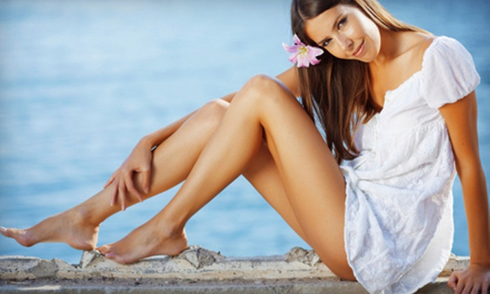 ZEN micro spa and salon - Diamond Hill: $35 for a Brazilian or Full-Leg Wax at ZEN micro spa and salon in Lynchburg (Up to $80 Value)
