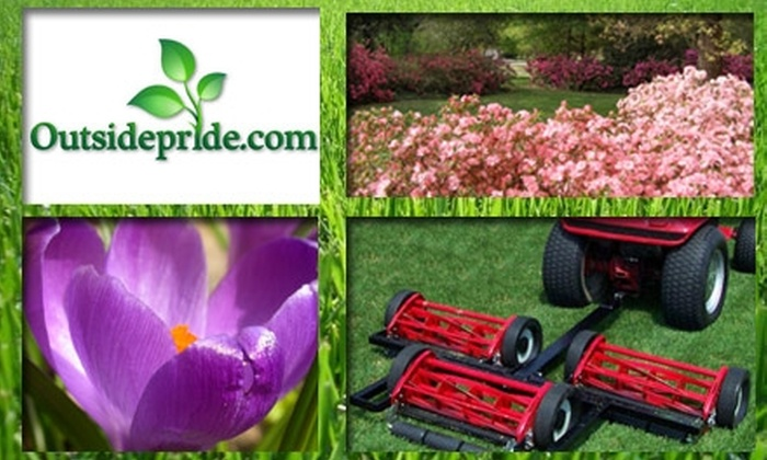 Outsidepride.com - Phoenix: $35 for $70 Worth of Garden and Lawn Supplies from Outsidepride.com