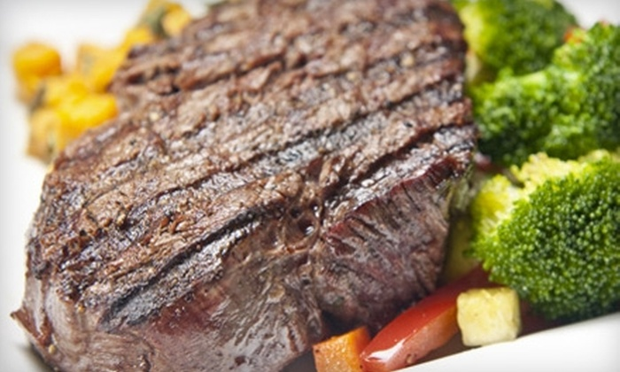 Firewater Grille - San Antonio: $20 for $40 Worth of Fine Southwestern Fare at Firewater Grille
