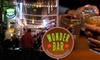 Wonder Bar - Downtown: $35 Worth of Small Plates and Drinks at Wonder Bar