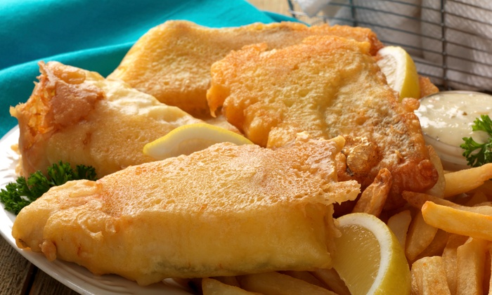 Fishnet Cafe - North New York: $10 for $20 Worth of Seafood — FishNet Seafood Cafe