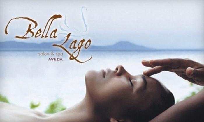 Bella Lago Salon & Spa - Lakeside Park: $79 for a Spa Package at Bella Lago Salon & Spa in Mooresville ($160 Value)