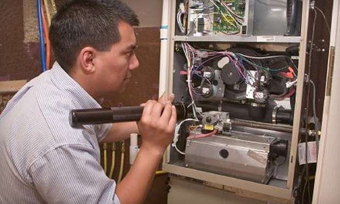 Aire Serv Heating & Air Conditioning - Dearbought: $60 for a Furnace or AC Tune-Up and a First-Floor Dryer-Vent Cleaning from Aire Serv Heating & Air Conditioning ($137 Value)