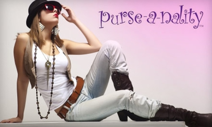Purse-a-nality - Tulsa: $15 for $30 Worth of Purses and Accessories at Purse-a-nality